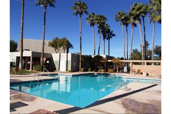 Resort-Style Pool at Springhill Apartments, 85730