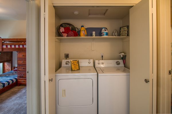 Washer and Dryer at Springhill Apartments, Tucson, AZ