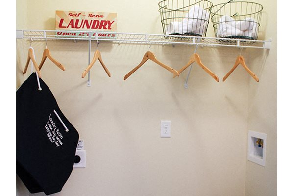 Washer and Dryer Hook Ups at Residences at Northgate Crossing in Columbus, OH