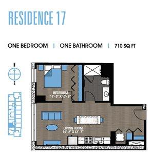 One Bedroom 17