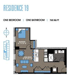 One Bedroom 19