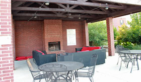 Relax by the Pool at River Ranch Apartments in San Angelo
