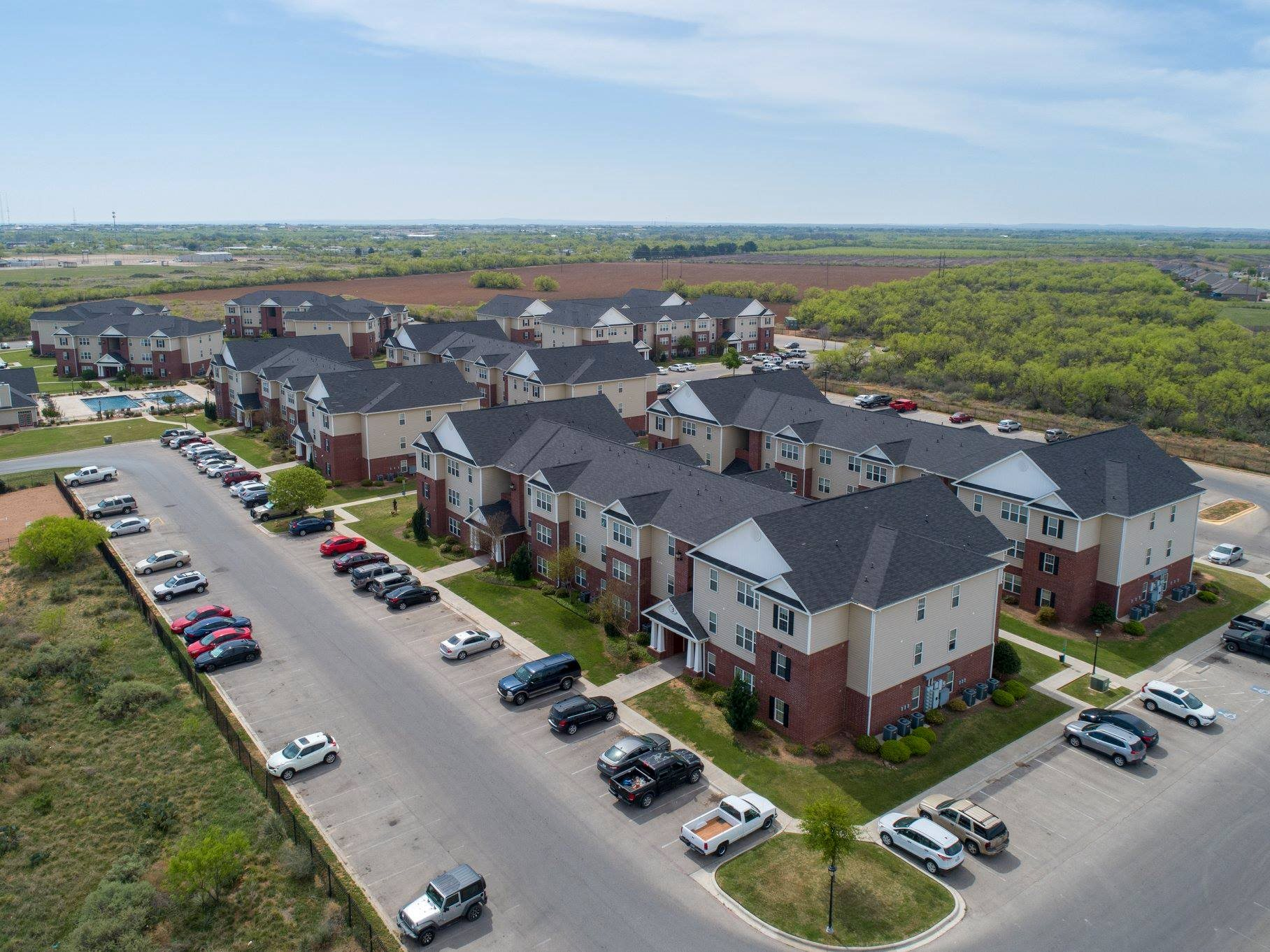 Apartments in San Angelo TX Arial3