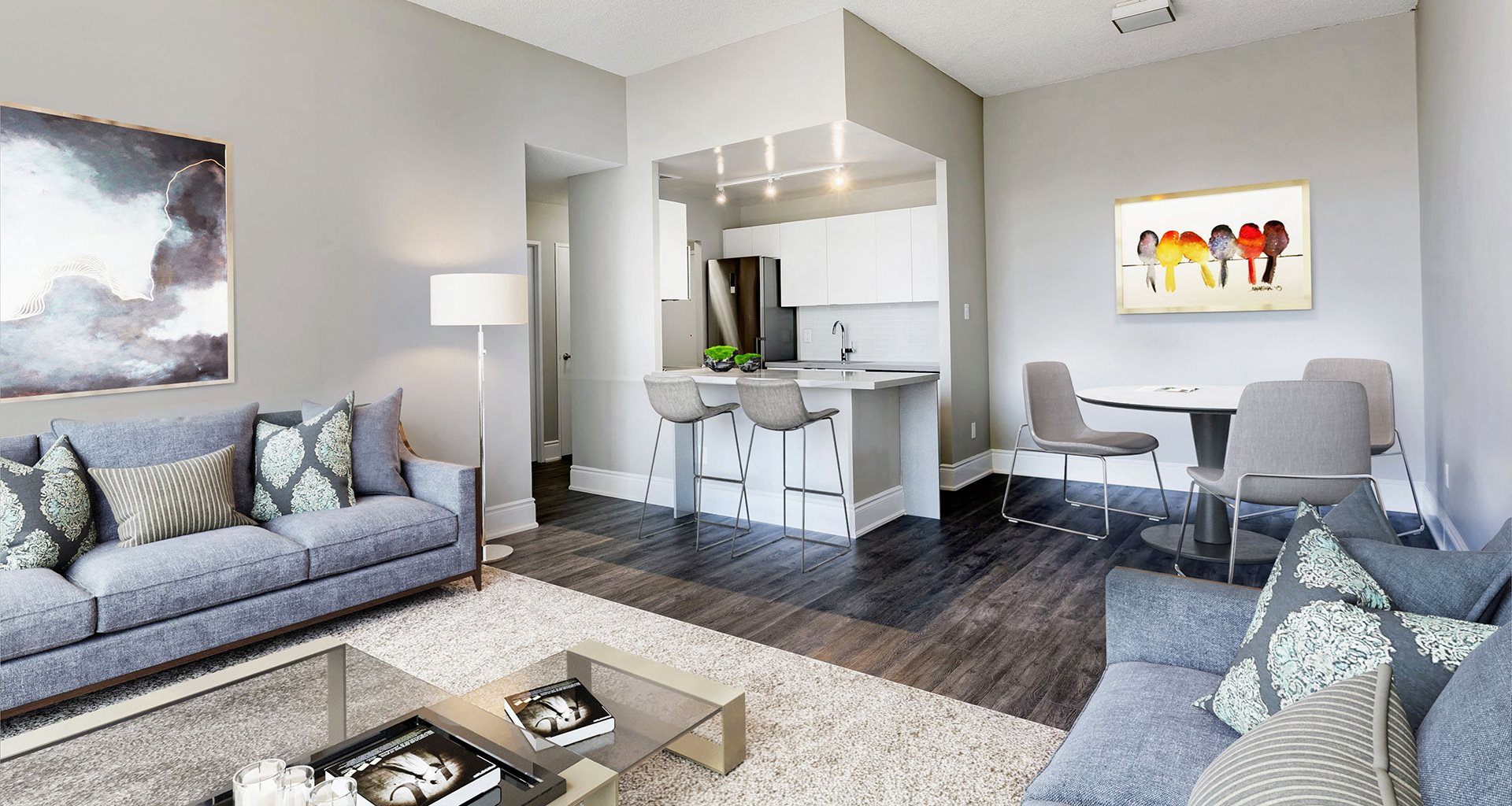 Floor Plans Of Lucliff Place Apartments In Toronto On