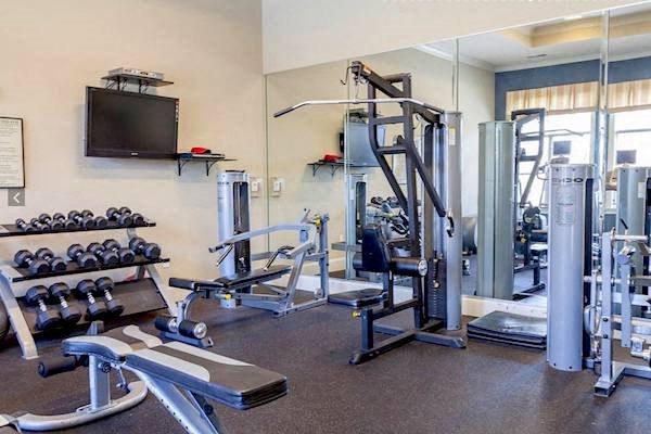 Centerville Manor Apartments Virginia Beach, VA 23464 24-hour fitness center