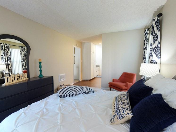 Newport Village Apartments | Costa Mesa, CA | Bedroom