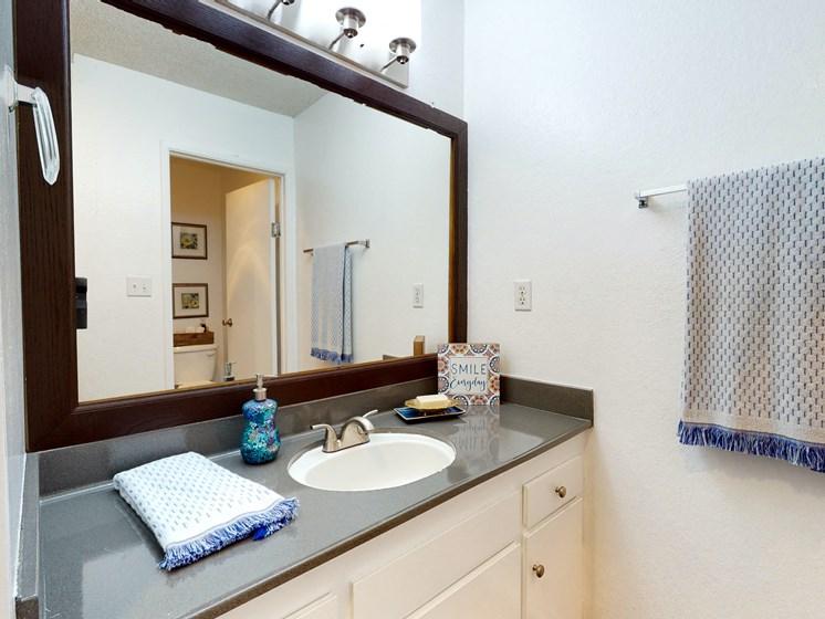 Newport Village Apartments | Costa Mesa, CA | Bathroom
