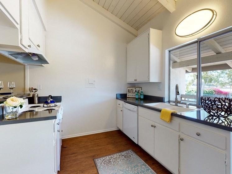 Newport Village Apartments | Costa Mesa, CA | Kitchen