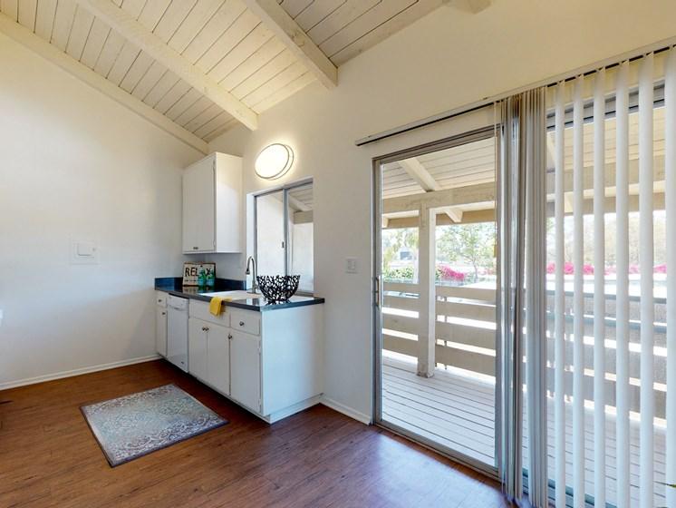 Newport Village Apartments | Costa Mesa, CA | Breakfast Nook