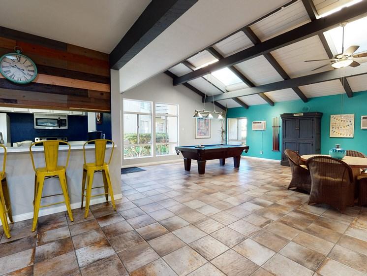 Newport Village Apartments | Costa Mesa, CA | Clubhouse