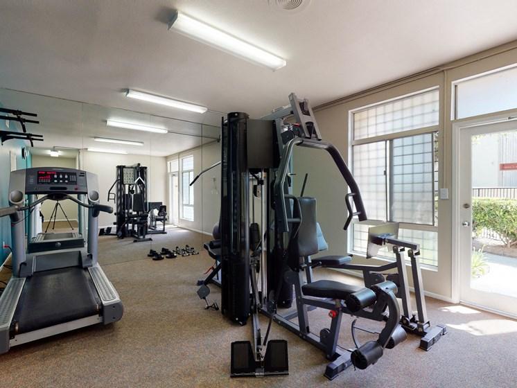 Newport Village Apartments | Costa Mesa, CA | Fitness Center