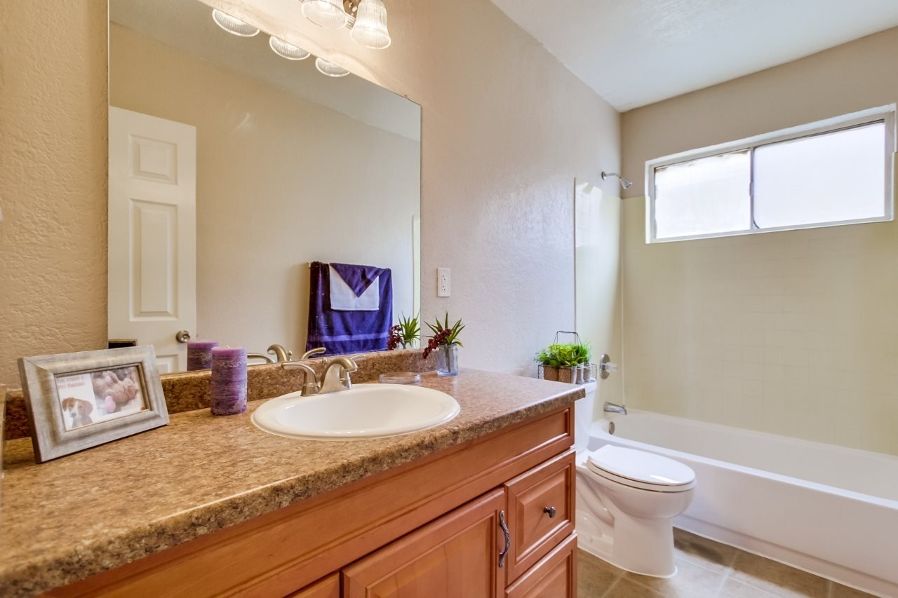 Bathroom at Atrium At West Covina,  California 91791