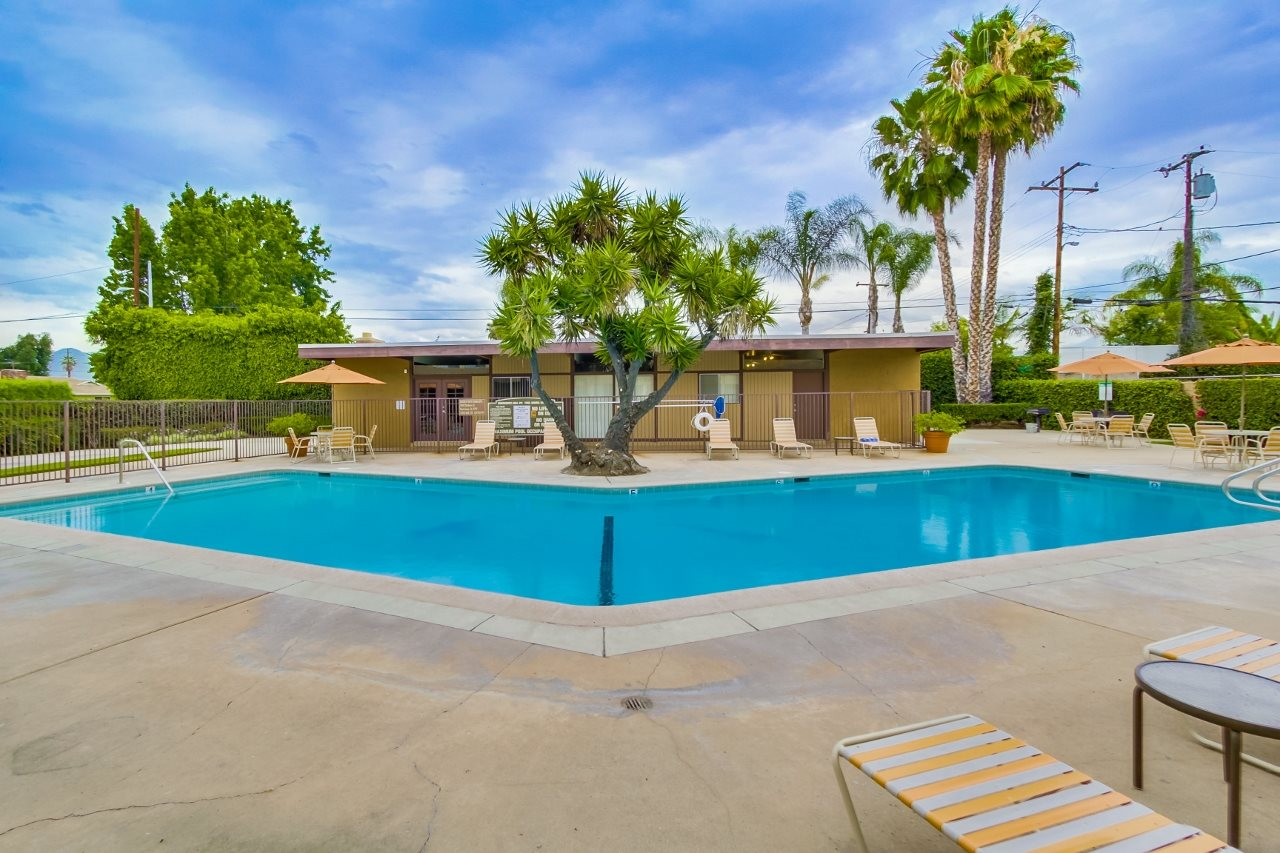 Pool at Atrium At West Covina, California