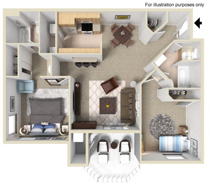 Temecula Apartments: 1, 2 & 3 Bedroom Apartments In Temecula, CA