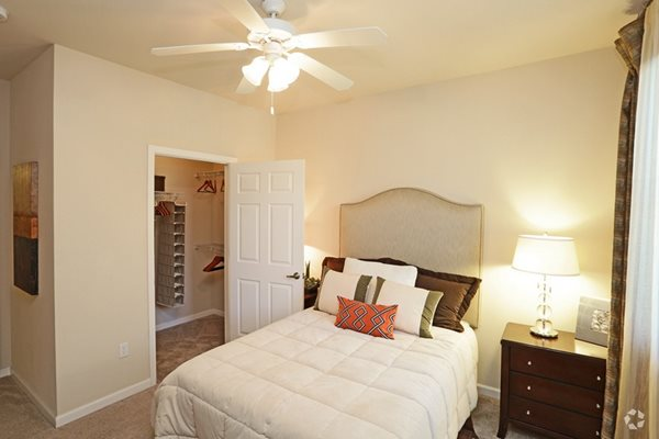 Model Master Bedroom, Waterstone Apartments, Tracy, CA, 95377