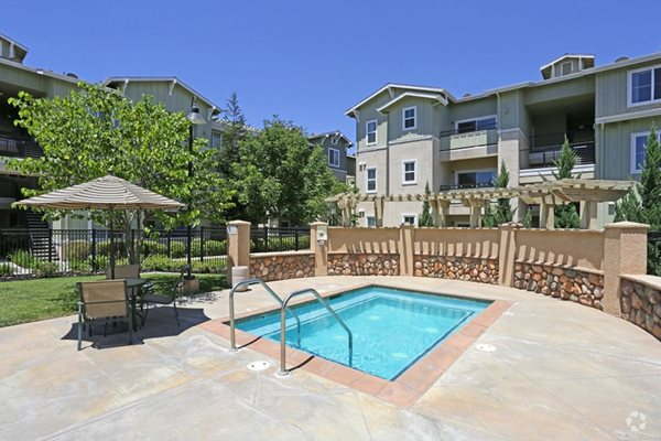 Spa/Hot Tub, at Waterstone Apartment Homes, Tracy, California