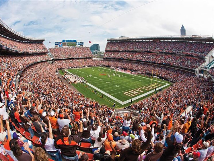 Close to Local Sporting Venues, at Reserve Square, Cleveland, 44114