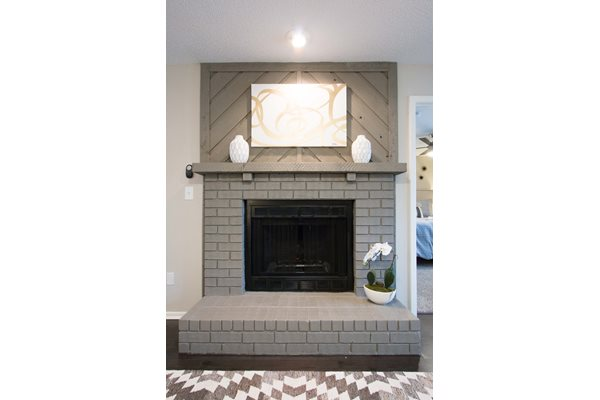 Ashford at Feathersound's Fire Place
