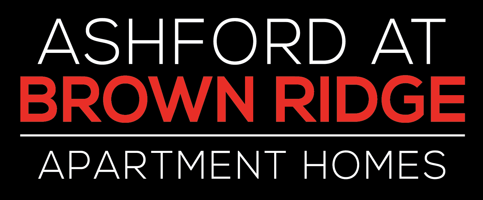 Ashford at Brown Ridge Property Logo 1
