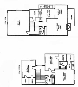 3 Bedroom TH CTH1