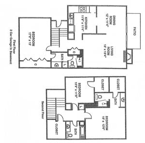 3 Bedroom TH CTH2