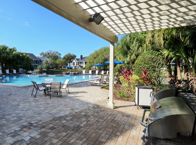 grilling station  | Avesta Bay Crossing Apartments Tampa, Fl