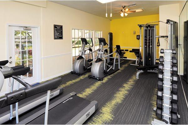 fitness center 2 | Avesta Bay Crossing Apartments Tampa, Fl