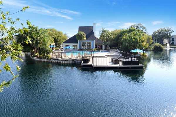 lake view 3 | Avesta Bay Crossing Apartments Tampa, Fl