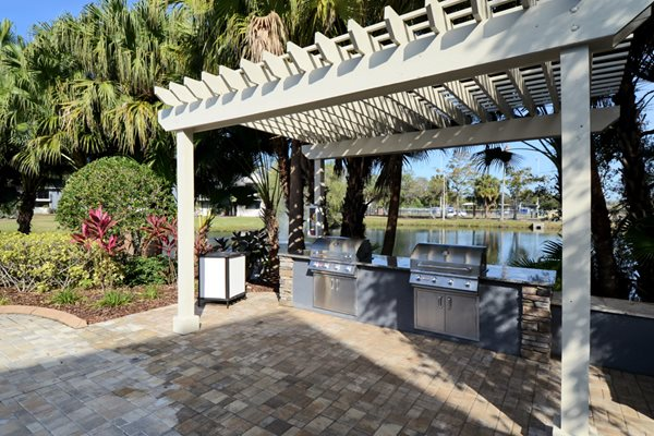 Outdoor Grilling | Avesta Bay Crossing Apartments Tampa, Fl