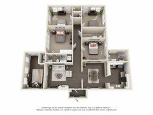 1107 House