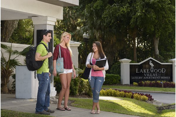 Lakewood Villas Apartments in Gainesville, Florida