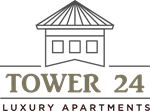 Tower 24 Apartments Property Logo 8