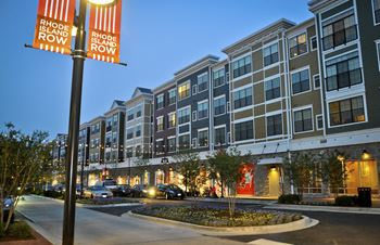 2401 Washington Place, NE Studio-2 Beds Apartment for Rent Photo Gallery 1