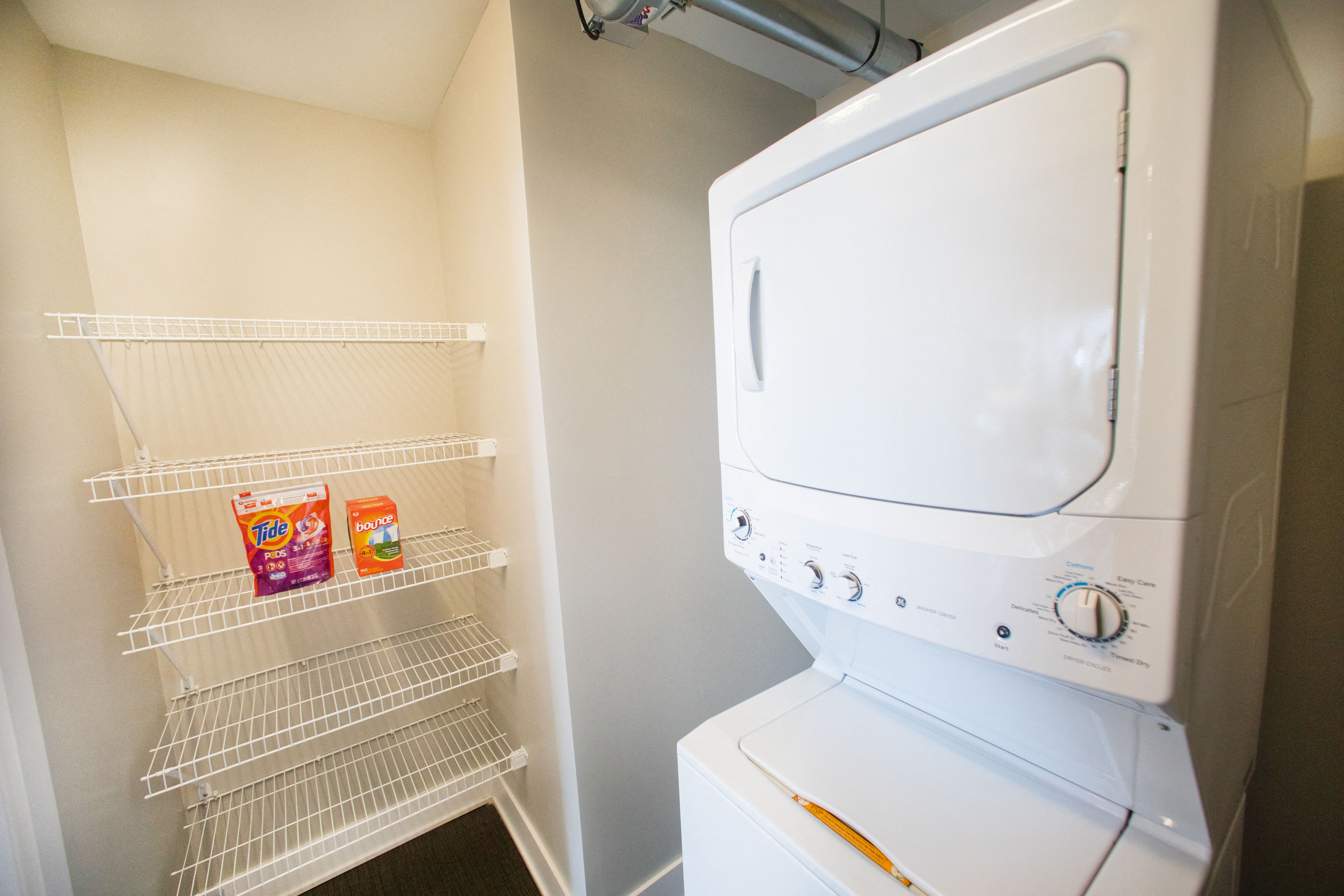 Washer Dryer in Your Apartment