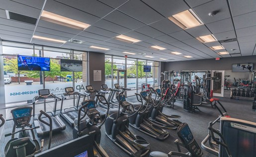 On-Site Fitness Facilities in Downtown Grand Rapids