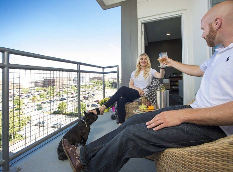 Enjoy the View at These Grand Rapids Apartments