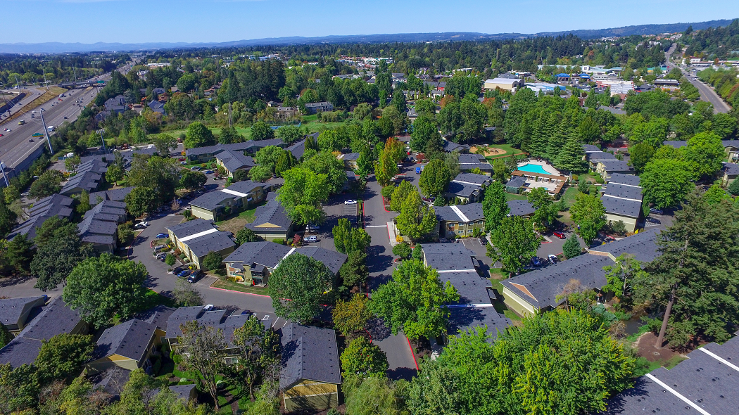 Commons at Timber Creek Apartments in Portland