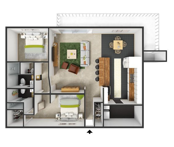 Ivy Floor Plan 9