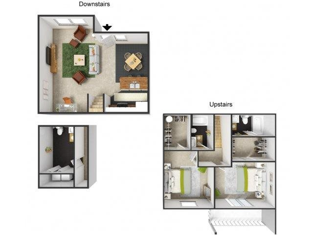 Bordeaux Floor Plan 8