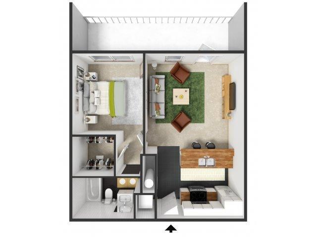 Bourgogne Floor Plan 2