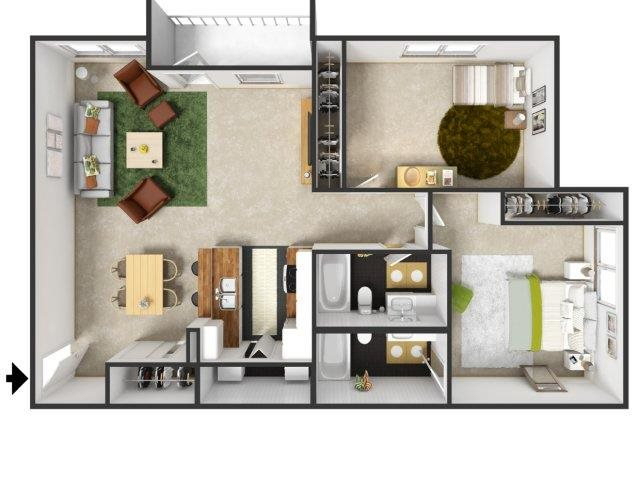 Molise Floor Plan 7