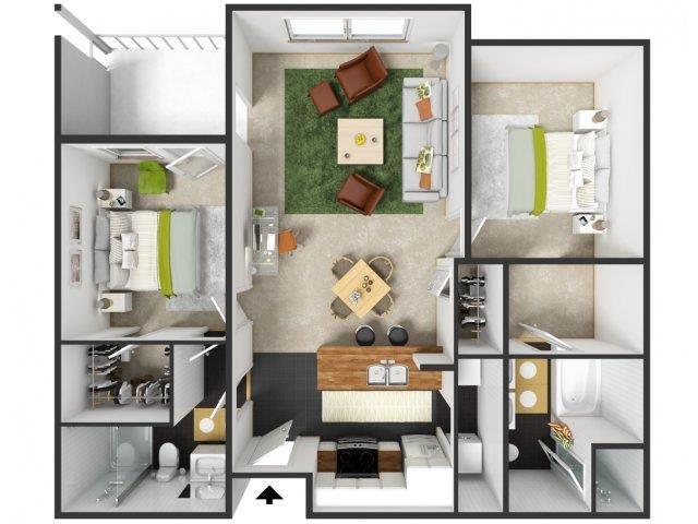 Tuscany Floor Plan 7