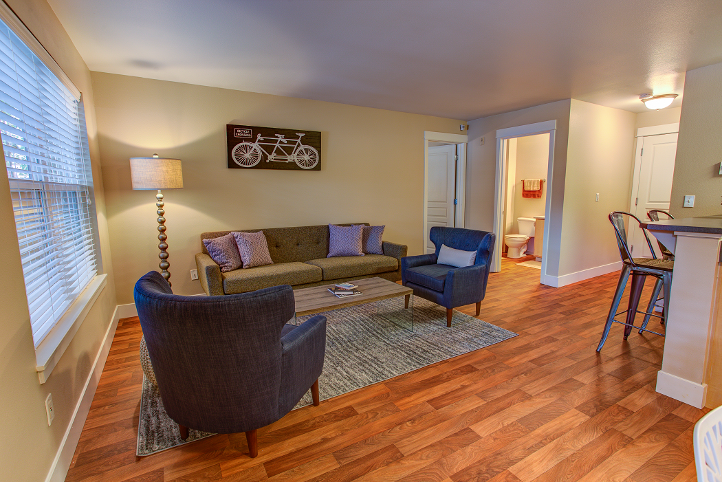 Commons at Sylvan Highlands Luxury 1 Bedroom Apartments Portland