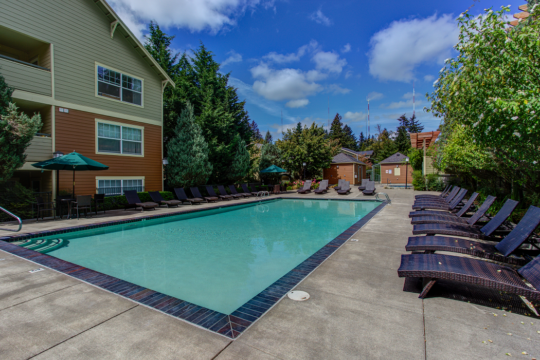 Apartments for Rent Near Portland, Commons at Sylvan Highlands