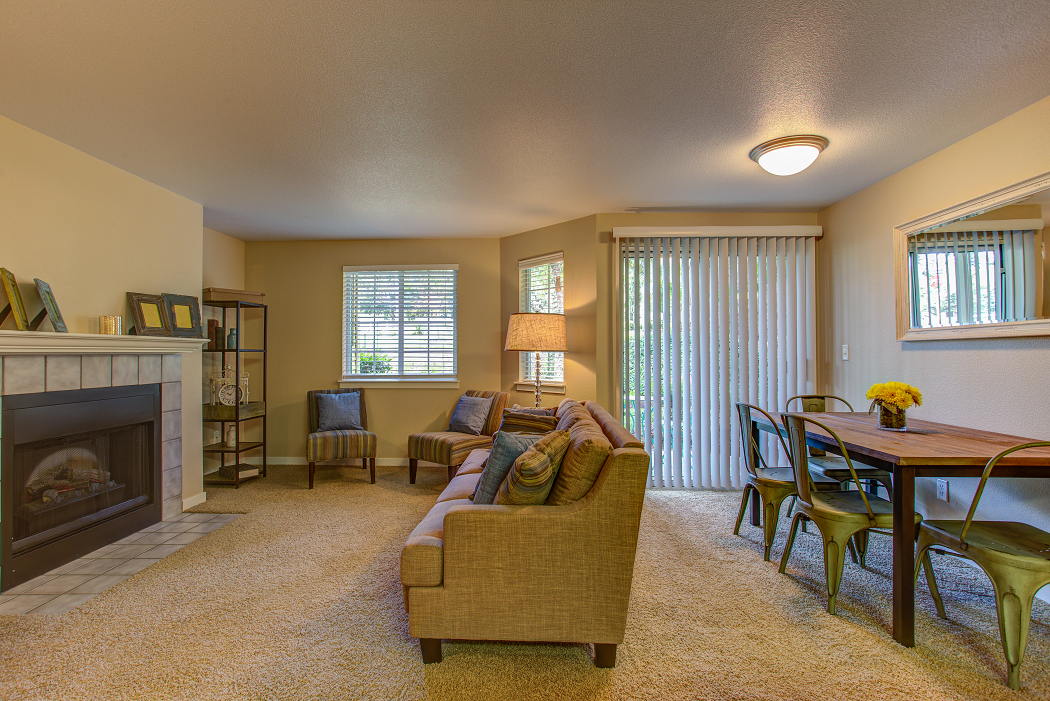 Apartment for rent in Tigard Oregon, Commons at Avalon Park