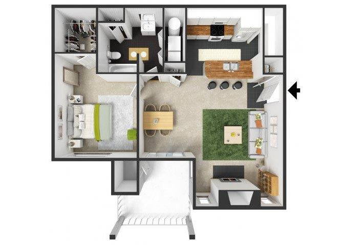 Brittany Floor Plan 2