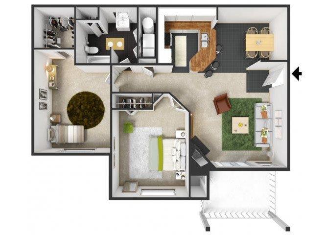 Lorraine Floor Plan 4