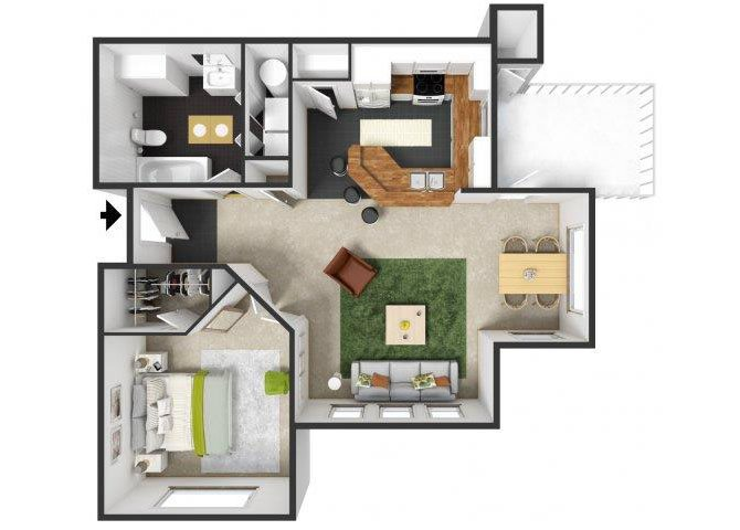 Normandy Floor Plan 3