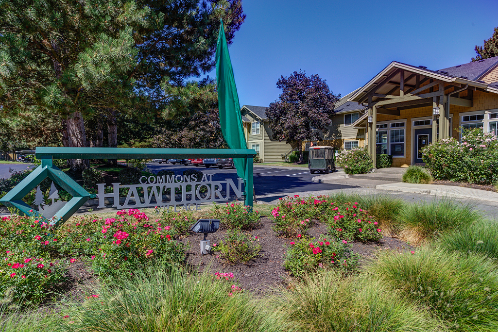 Commons at Hawthorn Village Apartments for Rent Hillsboro Oregon