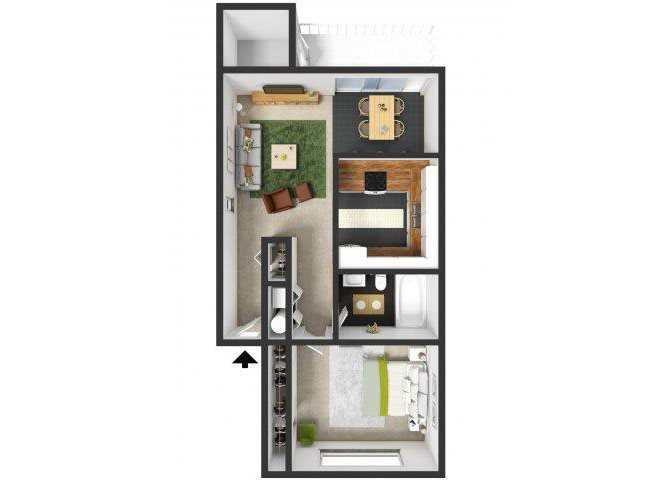 Arlington Floor Plan 2